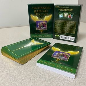 Archangel Raphael Oracle Cards